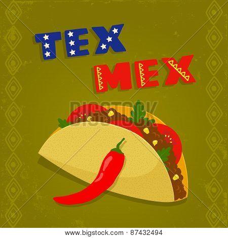 Tex Mex Taco