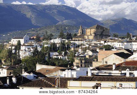 Town of Ronda Spain