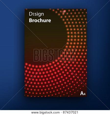 Vector brochure  booklet cover design templates collection