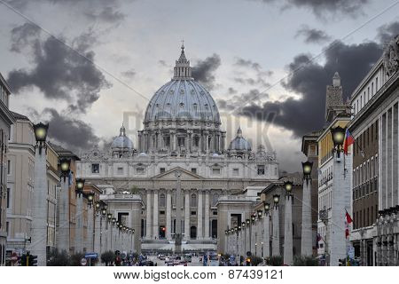 Basilica of St. Peter