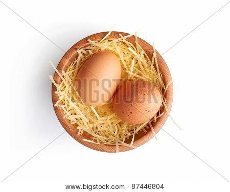 Fresh Hens Eggs
