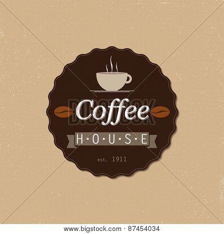 Coffee House Badge