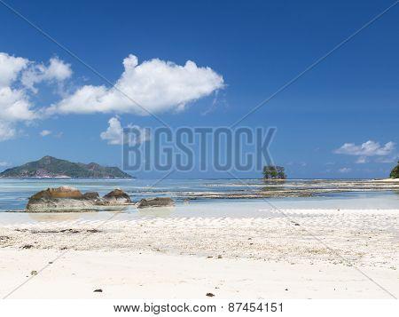 Seychelles Beautiful Seascape