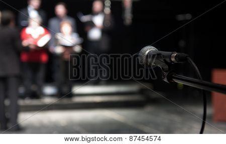 Theater Rehearsal