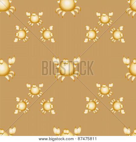 Golden Crabs