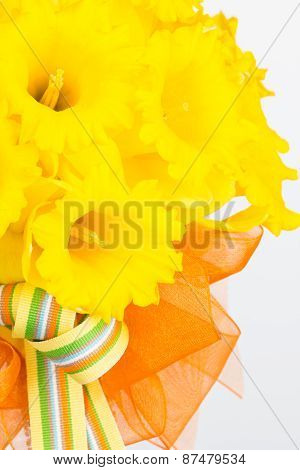 Yellow Daffodil Bouquet