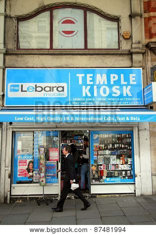 Temple Kiosk Newsagents and Off Licence