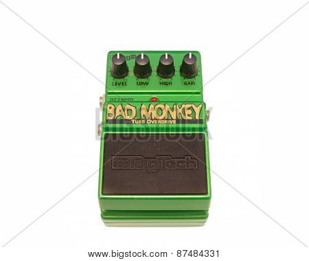 Digitech Bad Monkey Guitar Pedal