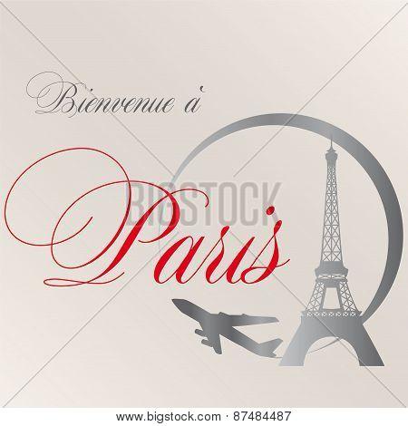Bienvenue à Paris