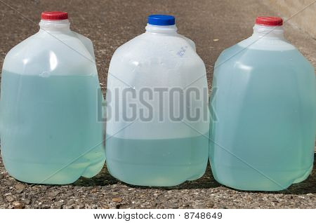 Blue Plant Fertilizer Liquid