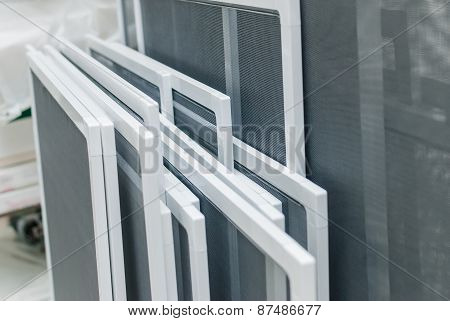 Mosquito Nets For Plastic Pvc Windows