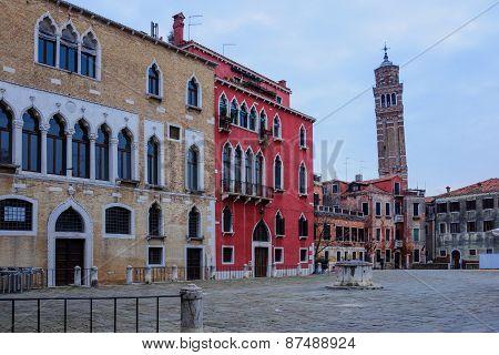 Campo Manin, Venice