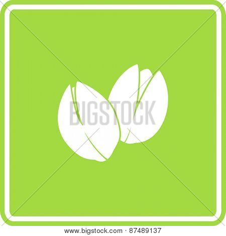 pistachios sign