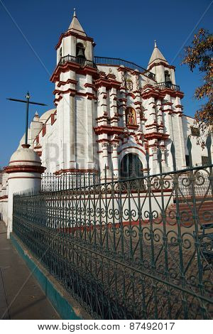 Church and Monastery El Carmen