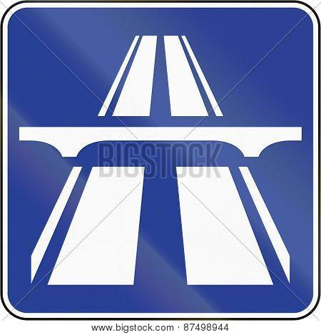 Motorway In Brunei