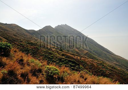 Pointy Mountain Peak