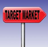 image of niche  - target market business targeting for niche marketing strategy  - JPG