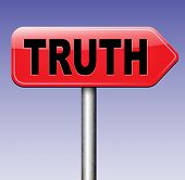 foto of honesty  - truth be honest honesty leads a long way find justice law and order road sign arrow  - JPG
