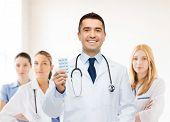 image of paracetamol  - healthcare - JPG
