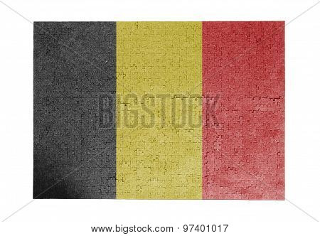 Large Jigsaw Puzzle Of 1000 Pieces - Belgium