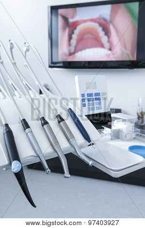 Dental Treatment Tools