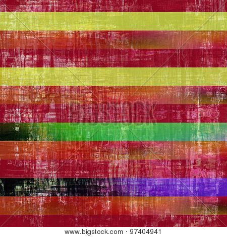 Abstract old background or faded grunge texture. With different color patterns: yellow (beige); purple (violet); green; red (orange); pink