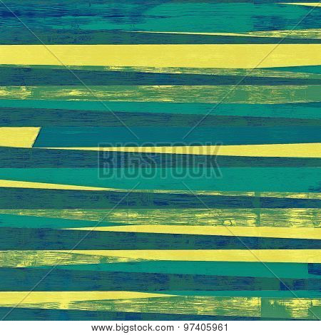 Highly detailed grunge texture or background. With different color patterns: yellow (beige); green; blue; cyan