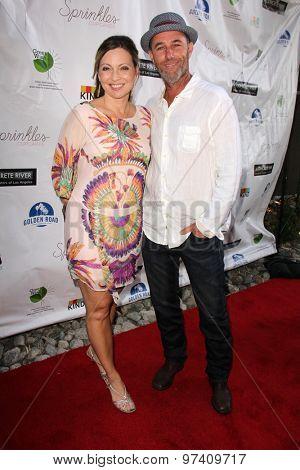 LOS ANGELES - JUL 29:  Jamie McShane at the