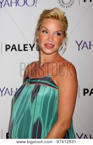 LOS ANGELES - JUL 30:  Ashley Scott at the An Evening With Lifetime's