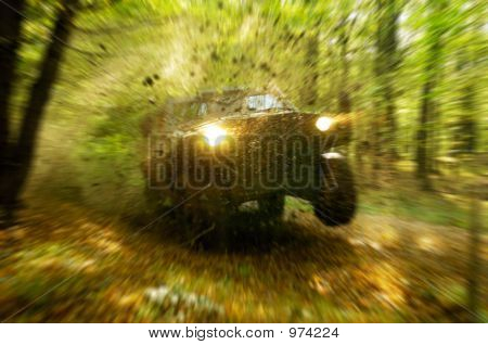 Off-Road Action