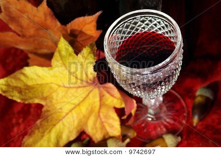 Fall Red Wine