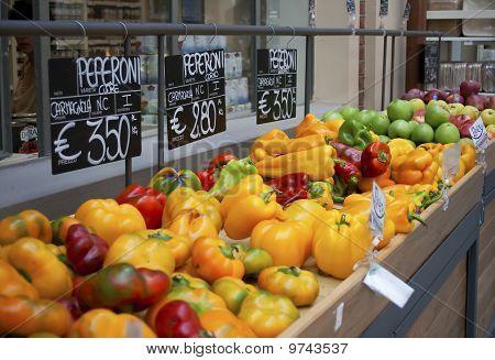 Market sale