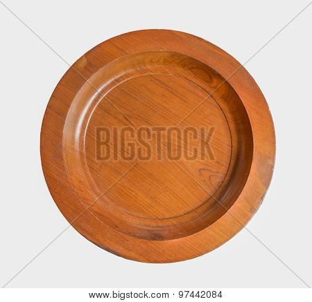 Wood Dish