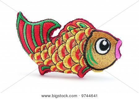Chinese Carp Ornament
