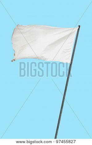 White Flag Blue