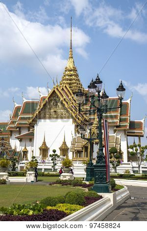 Wat Phra Kaew, Emerald Buddha Temple