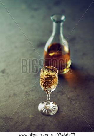 Pear Liqueur