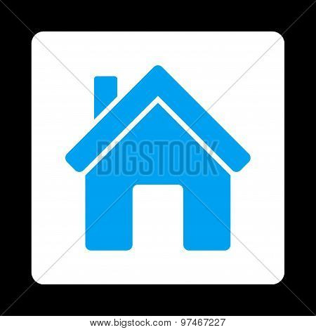House Icon from Commerce Buttons OverColor Set