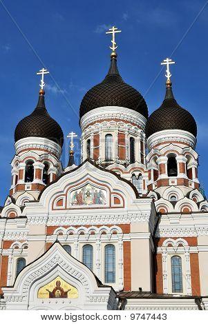 Tallinn, Alexander Nevsky Cathedral