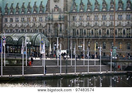 City Hall Hamburg