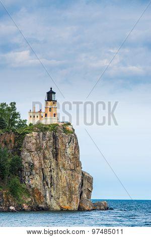 Majestic Split Rock Lighthouse