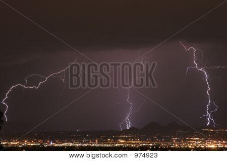 Lightning Thunderstorms
