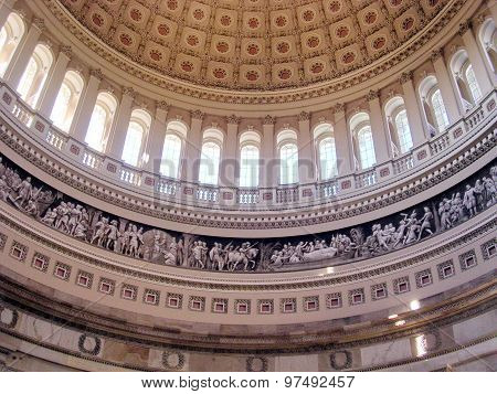 Washington Capitol The Rotunda 2004
