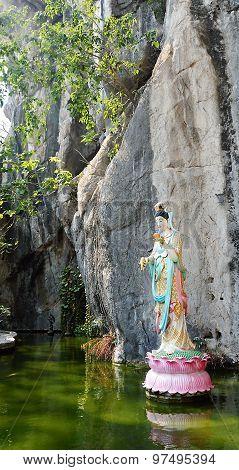 Guan Yin Chinese angel