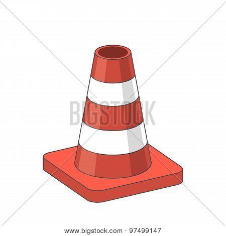 Road Traffic Plastic Cone