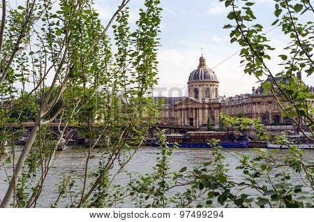 Institut De France In Paris