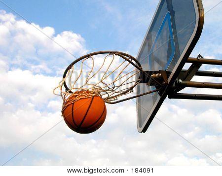 Basketball Swish