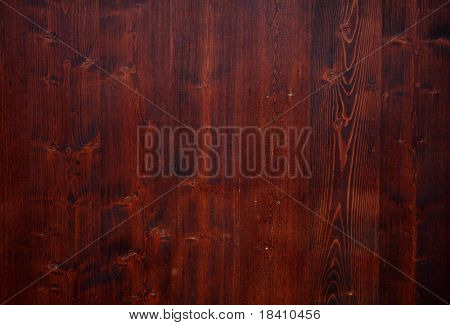 Dark wooden background texture