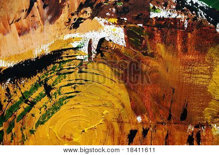abstract acryl background