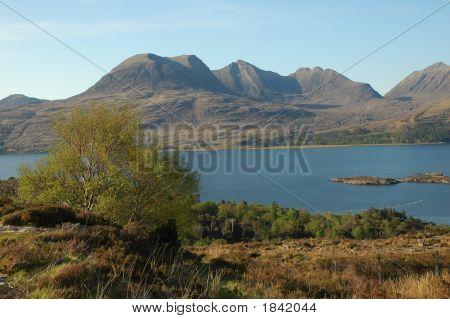 Beinn Alligin, Scotland.
